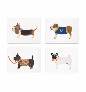 rifle paper co dog cards